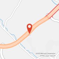 Mapa com localização da Loja CTTA. S. LAGOS (FARO/SAGRES)