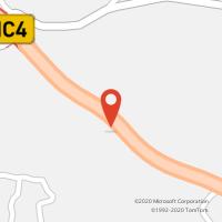 Mapa com localização da Loja CTTA. S. LOULÉ (FARO/LOULÉ)