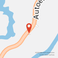 Mapa com localização da Loja CTTA. S. VILA VELHA RODÃO (N/S)