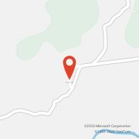 Mapa com localização da Loja CTTABRUNHOSA-A-VELHA