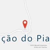 Mapa com localização da Agência AC ASSUNCAO DO PIAUI