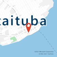 Mapa com localização da Agência AC BELEM