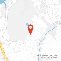 Mapa com localização da Agência AC IMACULADA
