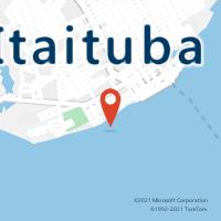 Mapa com localização da Agência AC ITAITUBA