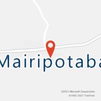 Mapa com localização da Agência AC MAIRIPOTABA