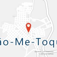Mapa com localização da Agência AC NAO ME TOQUE