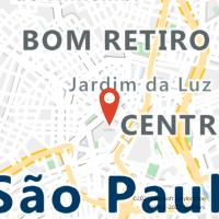 Mapa com localização da Agência AC NIPOA
