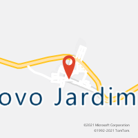 Mapa com localização da Agência AC NOVO JARDIM