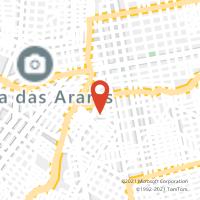 Mapa com localização da Agência AC OKINAWA
