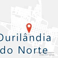 Mapa com localização da Agência AC OURILANDIA DO NORTE