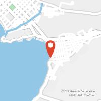 Mapa com localização da Agência AC SAO FRANCISCO