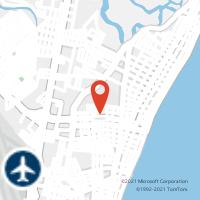 Mapa com localização da Agência AC SHOPPING CENTER RECIFE
