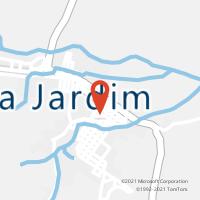 Mapa com localização da Agência AC SILVA JARDIM