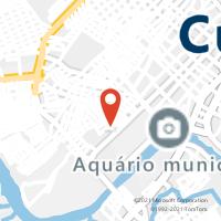 Mapa com localização da Agência AC TORIXOREU