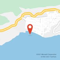 Mapa com localização da Agência AC VILA MURIQUI