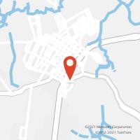 Mapa com localização da Agência ACC EDEN