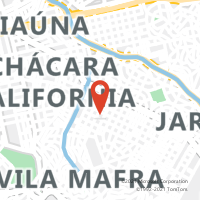 Mapa com localização da Agência ACC JARDIM BELA VISTA