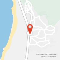 Mapa com localização da Loja CTTAFIFE