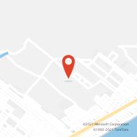 Mapa com localização da Agência AGC AGENOR DE CAMPOS