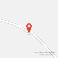 Mapa com localização da Agência AGC BANDIACU