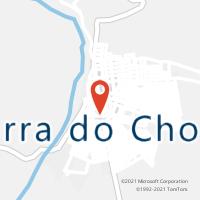 Mapa com localização da Agência AGC BARRA NOVA