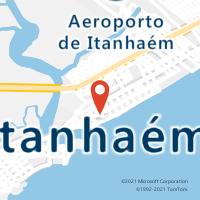 Mapa com localização da Agência AGC BELAS ARTES