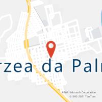 Mapa com localização da Agência AGC BURITIS DAS MULATAS