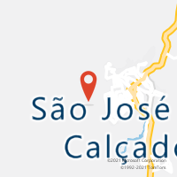 Mapa com localização da Agência AGC DIVINO ESPIRITO SANTO