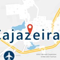 Mapa com localização da Agência AGC DIVINOPOLIS