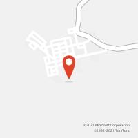 Mapa com localização da Agência AGC DOUTOR ANTONIO PARANHOS