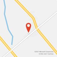 Mapa com localização da Agência AGC INDAPOLIS
