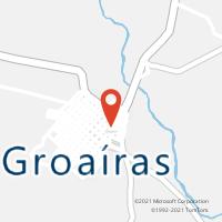 Mapa com localização da Agência AGC ITAMARACA