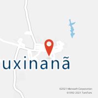 Mapa com localização da Agência AGC JENIPAPO