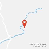Mapa com localização da Agência AGC MANDACAIA