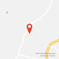 Mapa com localização da Agência AGC PATRIARCA