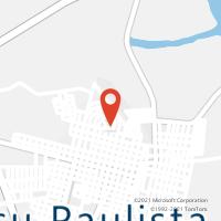 Mapa com localização da Agência AGC ROSETA