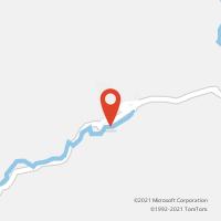 Mapa com localização da Agência AGC SAO FRANCISCO XAVIER