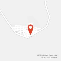 Mapa com localização da Agência AGC TUPINAMBA