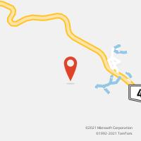 Mapa com localização da Agência AGC VILA NOVA/PITANGA