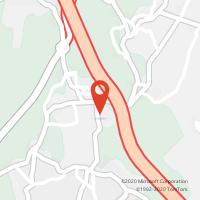 Mapa com localização da Loja CTTAgente Payshop - A B C Livro