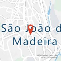 Mapa com localização da Loja CTTAgente Payshop - AgênciaJornais Ferreira