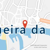 Mapa com localização da Loja CTTAgente Payshop - ALN Tabacaria