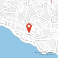 Mapa com localização da Loja CTTAgente Payshop - Café o Miguel