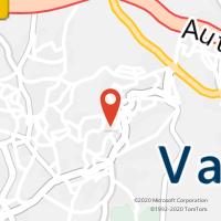 Mapa com localização da Loja CTTAgente Payshop - Café Stª Joana (Fechada)
