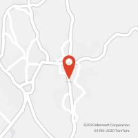 Mapa com localização da Loja CTTAgente Payshop - Livraria Fajoense