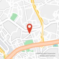 Mapa com localização da Loja CTTAgente Payshop - Papelaria Pião da Sorte (Fechada)