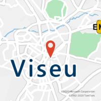 Mapa com localização da Loja CTTAgente Payshop - Ponto Press
