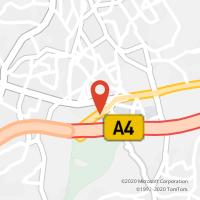 Mapa com localização da Loja CTTAgente Payshop - Quiosque In