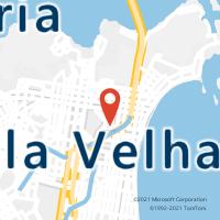 Mapa com localização da Agência AGF AVENIDA CHAMPAGNAT