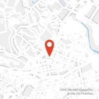 Mapa com localização da Agência AGF BAIRRO DO ARRUDA